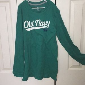 Never worn old navy shirt